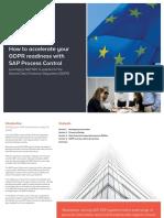 Accelerate GDPR