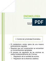 Clase N°6_Control de la Actividad Enzimática