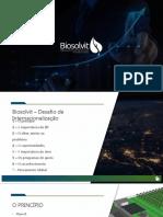 Guilhermo Pinheiro de Queiroz - Fundador & CEO da Biosolvit Soluções em Biotecnologia