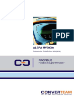 PROFIBUS Fieldbus Coupler MVS3007