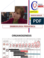 Embriologia Aplicado a Pediatria