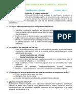 Resolucion Del 2º Examen de Impacto Ambiental y Mitigacion[1]