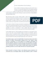 Import an CIA de La Cuenca San Juan