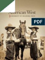 2010 American West Catalog