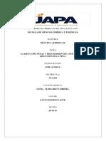 Tarea 6 de Practica Juridica-II