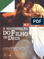 a Ressurreição Do Filho de Deus