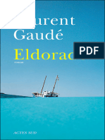 eBook Laurent Gaude Eldorado