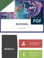 Pengantar Biokimia 2019