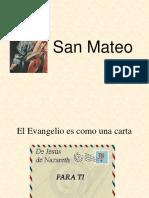 Evangelio Segun San Mateo