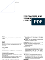 Finals Philosophies and Principles of Cooperatives Reviewer