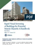Planilla de Inspección FEMA 154 (Español)