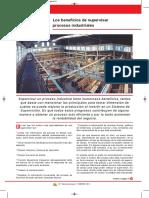 Los Beneficios de Supervisar Procesos Industriales