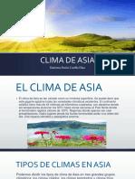 Clima de Asia