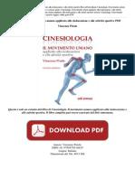 Cinesiologia Movimento Umano Vincenzo Pirola 0YO7WFM5WN