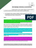 G9- El Articulo de Opinión, Estructura, Tipología, Características