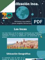 Material de la civilización inka.
