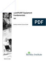 AutoPLANT Equipment Fundamentals