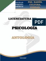 Técnicas de Investigacion (psicología UNICLA)