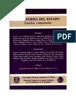 La Reforma Del Estado--Estudios Com Para Dos