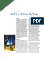 Abb jacking control