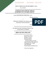 Blumenthal v Trump Appeal Blumenthal Brief 102219
