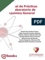 Manual  Laboratorio de Quimica General