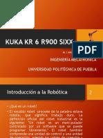 KUKA KR 6 R900 SIXX