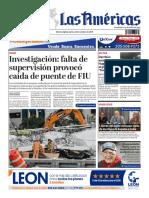 DIARIO LAS AMÉRICAS Edición digital del martes 22 de octubre de 2019