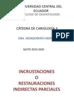 2da Clase Incrustaciones 02-04-19