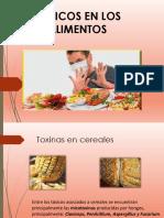 03 Toxicidad en Alimentos