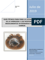 Guía Varroa Apicultor (Julio 2019)