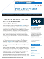 Differences Between Tin_Lead and Lead-Free Solder _ Simply Smarter Circuitry Blog