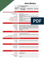 Brief de Medios Bancolombia