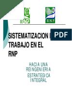1110.Rnp.sistematizacion Del Trabajo en El Rnp