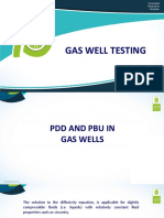 Gas Well Testing