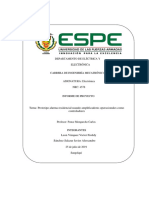 Informe final Electrónica Espe