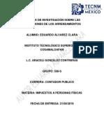 REPORTE DE INVESTIGACIÓN SOBRE LA UNIDA 1 ESTUDIO Y EVALUACIÓN DEL CONTROL INTERNO.docx