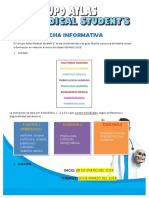 Ficha Informativa Verano 2018