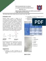 Practica 1 Bioquímica Sanger