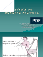 Sistema de Drenaje Pleural