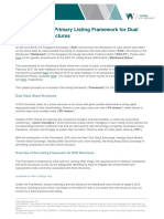 20180706_LegisWatch - SGX Introduces Primary Listing Framework for Dual Class Share Structures