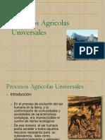 Procesos Agrícolas Universales
