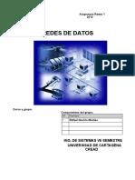 93944769 Informe Tecnico Redes de Datos