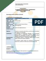 HOJA de RUTA 2014-2-Entorno de AprendPract