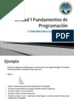 [IPC1]Unidad 1, 3. Introducción a La Programación (2)