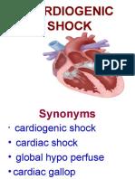 Cardiogenic Shock Ppt