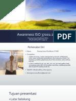 Awareness ISO 37001 Danang