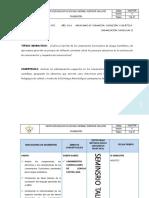 Planeación III Semestre Pfc