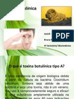 Toxina Botulínica Aula