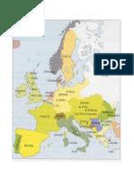 Europa Antes de La 1 Gm